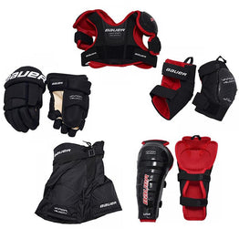 Bauer Vapor X:Velocity Youth Starter Kit