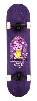 Birdhouse Stage 3 Armanto Maneki Neko Complete Skateboard - Purple