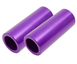 Blazer Aluminum Scooter Stunt Pegs - Purple