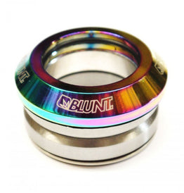 Blunt Integrated Threadless Headset - Neo Chrome / Oil Slick