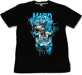 Madd Gear Bonehead T-Shirt -Black
