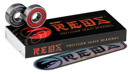 Bones Reds Bearings - Pack of 8