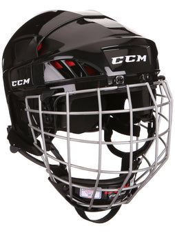 CCM 50 Hockey Helmet Combo - Black