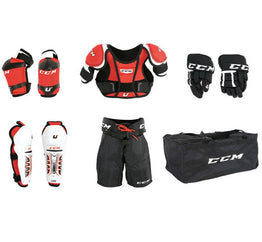 CCM Hockey Starter Kit - Youth