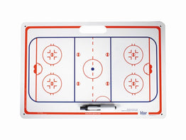 "BlueSport Deluxe Suction Cup Coaching Board 24""x16"""