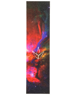 Blunt Scooters 2018 Galaxy Print Grip Tape - Deep Red