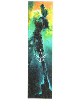 Blunt Scooters 2018 Galaxy Print Grip Tape - Aqua Sky