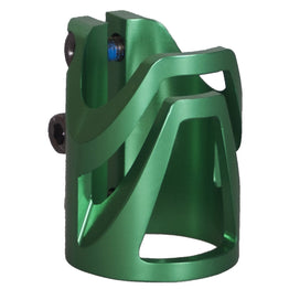 District Triple Light Clamp Green Standard Size