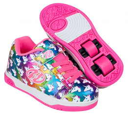 Heelys Dual Up X2 Shoes - Rainbow / Unicorn