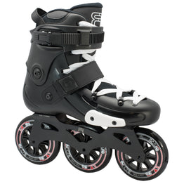 FR X 310 In-Line Skates - Black / White