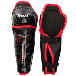 CCM Jetspeed FT350 Shins - Junior