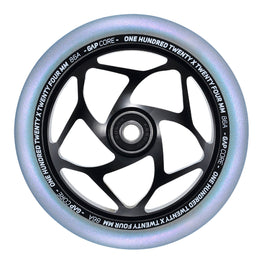 Blunt Prodigy 120mm Gap Core Scooter Wheel - Black/Galaxy