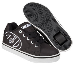 Heelys Vopel Shoes - Black White