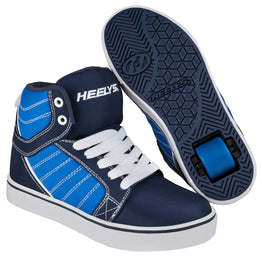Heelys Uptown Shoes - Navy Royal White