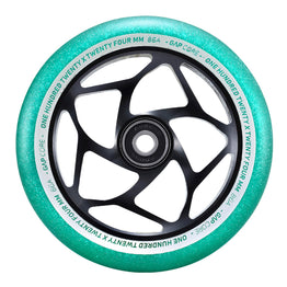Blunt Prodigy 120mm Gap Core Scooter Wheel - Jade/Black