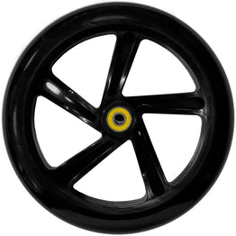 Jd Bug 200mm Wheel Inc Bearings - Black