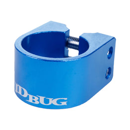 JD Bug Pro Double Collar Clamp - Blue
