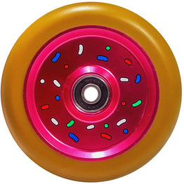 Juicy Donut 110mm Alloy Core Scooter Wheel
