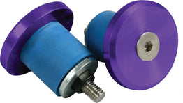 Madd Alloy Bar Ends - Purple