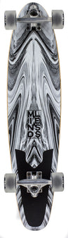 Mindless Raider VI Longboard - Grey