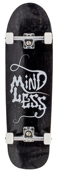 Mindless Gothic Skateboard - Black
