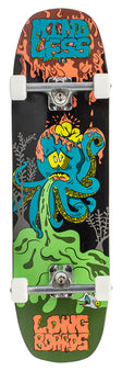 Mindless Octopuke Skateboard - Orange/Green