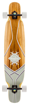 Mindless Core Dancer Longboard - Red Gum