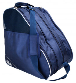 Rookie Compartmental Skate Bag - Navy / White