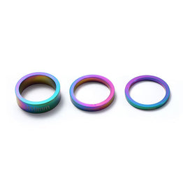 Blunt Headset Spacer Pack - Oil Slick
