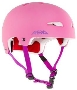 Rekd Elite Helmet - Pink / Purple