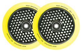 Root Industries Radiant 110mm Honey Core Pro Scooter Wheels - Yellow