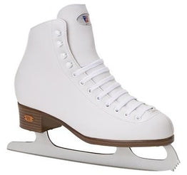 Riedell Yellow Ribbon 110 Ice / Figure Skates