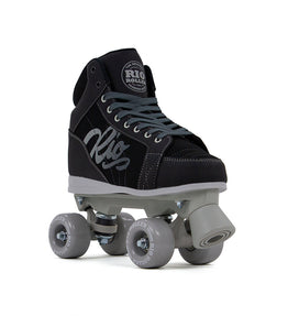 Rio Roller Lumina Quad Skates - Black/Grey