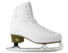 Risport Electra Light Figure Skates - White