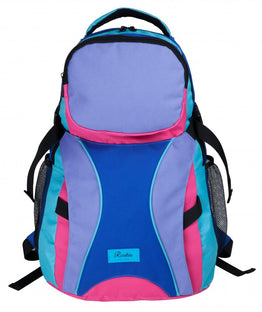 Rookie Skate Backpack - Multi Coloured