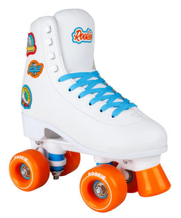 Rookie Fever Rollerskates - White