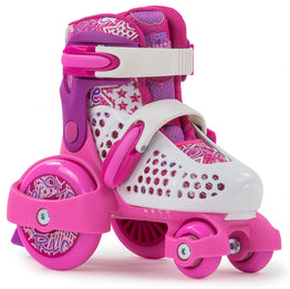 SFR Stomper Girls Adjustable Roller Skates