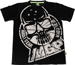 Madd Gear Shattered T-Shirt -Black