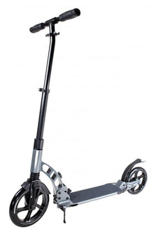 Atlantic Metro Commuter Adult Scooter With Suspension - Graphite Grey