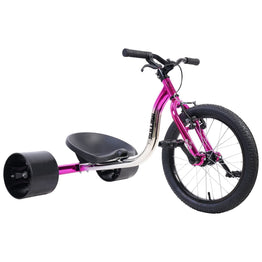 Sullivan Junior Big Wheel Slider - Pink / Black / Silver