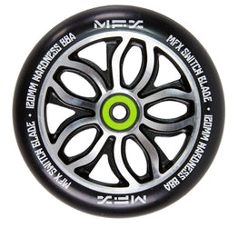 Madd MFX R Willy Switchblade Signature Wheel 120mm - Black
