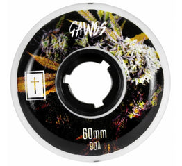 Gawds Team Weed II 2018 Pro Wheels 60mm - White
