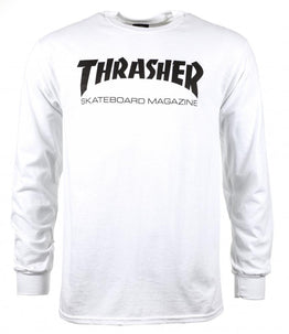 Thrasher Long Sleeve T Shirt