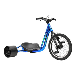 Triad Counter Measure 3 Drift Trike - Electro Blue