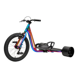 Triad Underworld 4 Electro Drift Trike - Neochrome/Black