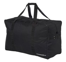 Winnwell Basic Youth Hockey Carry Bag - Black
