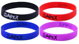 Apex Scooters Logo Wristband