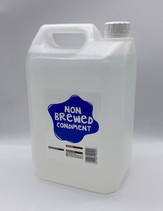 White Vinegar 5Litre / BBE May 22