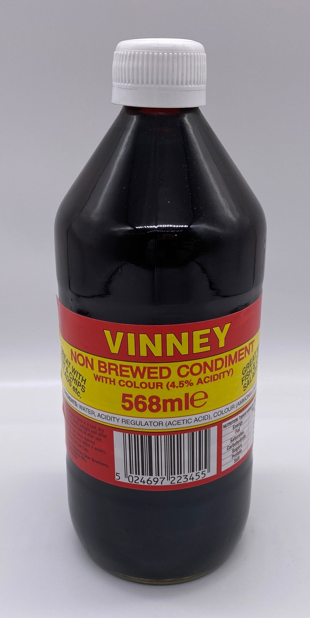 Vinney Vinger 568Ml / BBF April 23