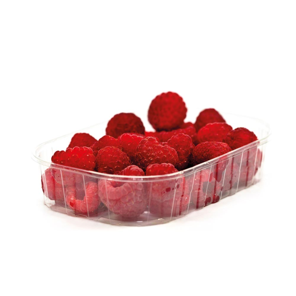 Raspberries punnet (PLEASE READ DESCRIPTION BEFORE ORDERING)